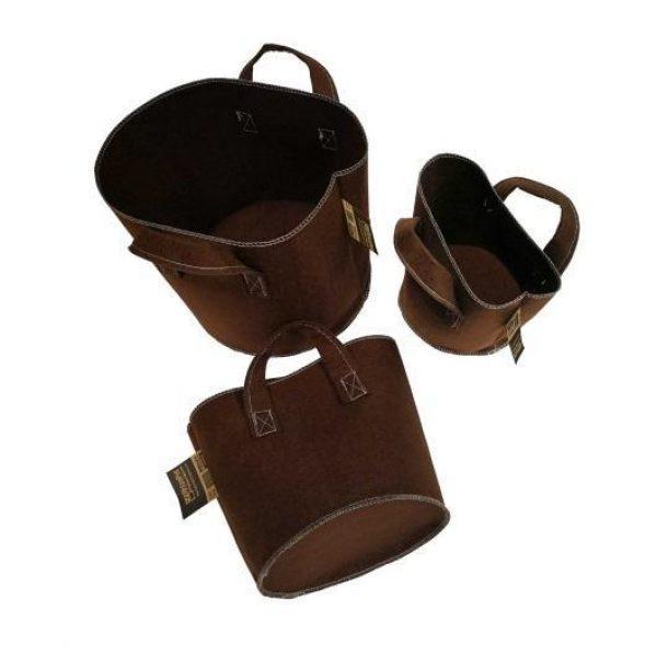 Rhizo Fabric Pot for planting